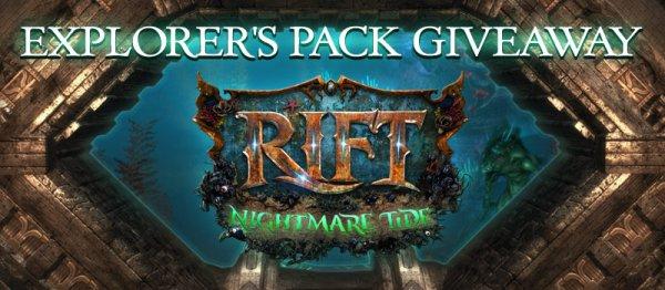 Rift Explorer's Pack
