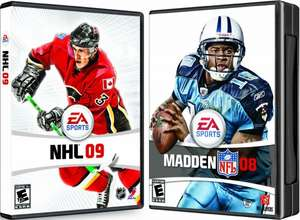 [origin] Madden NFL 08 + NHL 09 Bundle