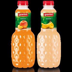 [Rewe] Bundesweit : Granini Trinkgenuss 1l für 0,85€