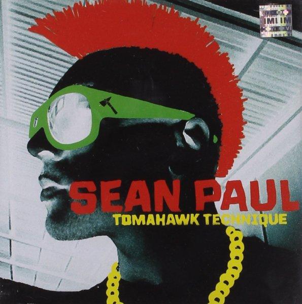 [iTunes] Sean Paul - Tomahawk Technique (Album) für 69 Cent!