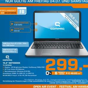 [Lokal] Compaq Notebook 299€