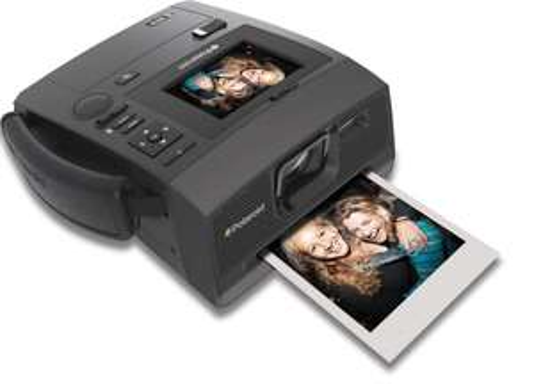 [amazon.fr] Polaroid Z 340 Sofortbildkamera mit Zink Drucker inkl. Vsk