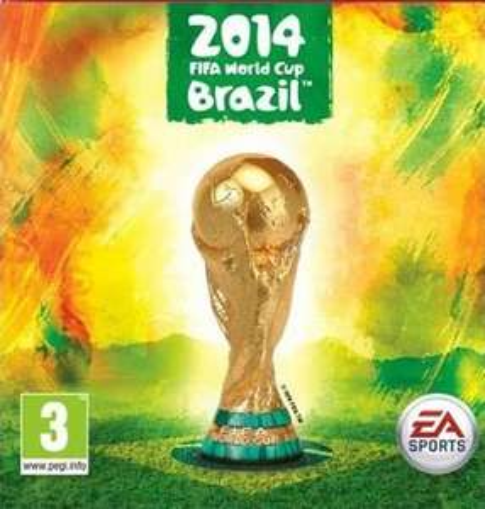 FIFA Fussball-Weltmeisterschaft Brasilien 2014 für PS3 und Xbox 360 (Saturn Berlin)