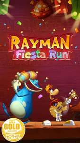 [IOS] Rayman Fiesta Run gratis