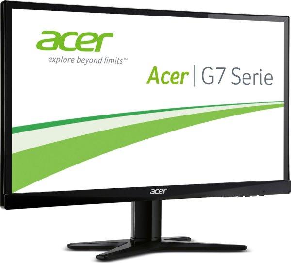 "Acer™ - 27"" LED Monitor ""G277HLbid"" (Full HD IPS-Panel,VGA,DVI,HDMI,6ms) für €185.- [@Amazon.de]"
