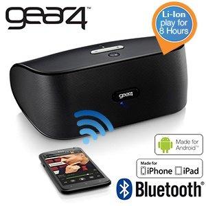 Gear 4 Street tragbarer Bluetooth-Lautsprecher @ibood