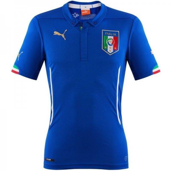 Puma Kinder Italien Nationalmannschaft Trikot WM Brasilien