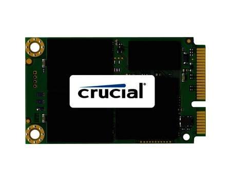 Crucial M500 mSATA SSD 240GB für 83,90 Euro @MeinPaket.de (auch M550 günstig)