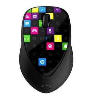 HP Touch to Pair (H4R81AA) NFC Wireless-Maus für 9€
