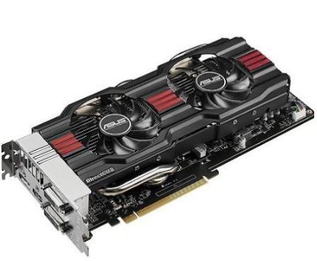 Asus GeForce GTX770 2GB GDDR5 256bit PX DVI HDMI DP BOX (GTX770-DC2OC-2GD5)