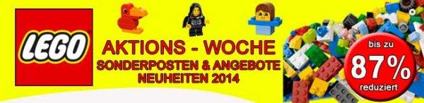 Lego Sonderposten bei Spartoys.de mit bis zu 87% Rabatt