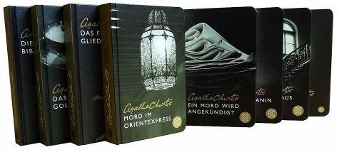 Bücher Bundle von Agatha Christie -> 8 Bestseller Bücher für 24,99€ @Bücher.de