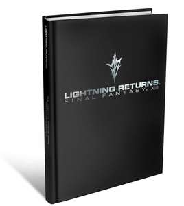 (WHD) Lightning Returns: Final Fantasy XIII: The Complete Official Guide - Collector's Edition