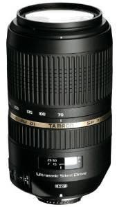Tamron AF 70-300mm 4-5.6 Di SP VC USD digitales Objektiv für Nikon/Canon