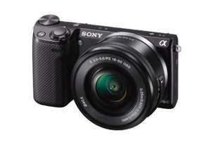 Sony Alpha NEX-5T Kit 16-50 mm (schwarz) @ Amazon.fr