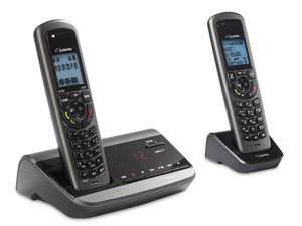 DETEWE BeeTel 950 + Mobilteil (UltraRange Schnurlos-Telefon) Pollin.de