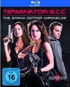 Terminator: S.C.C. - Staffel 2 [Blu-ray] @ Amazon.de für 20,97 €!
