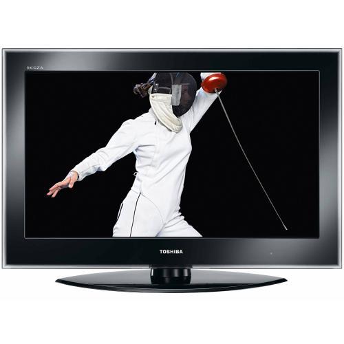 Toshiba 46SL733G 116,8 cm (46 Zoll) LED-Backlight-Fernseher (Full-HD, 100Hz, DVB-T/-C) [WHD]