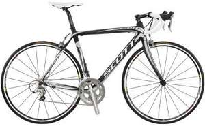Scott Addict R3 2011 (Rennrad) - 1555 €