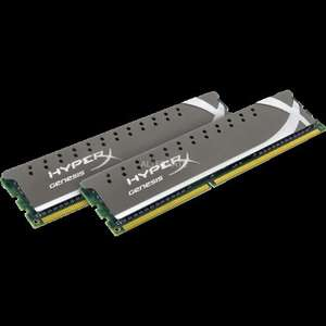 [Zack Zack] 8GB RAM-Kit 1600 von Kingston HyperX 59,90 € + 4,95 €Versand