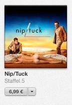 [iTunes / digital] Nip/Tuck - Staffel 1 - 6 je 6,99