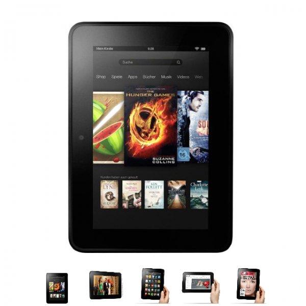 """Kindle Fire HD 7 - """"7"""" 16 GB Dual WLAN - 99€ @Amazon"""
