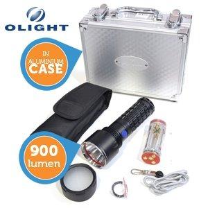 [Wieder da] OLight SR51 Intimidator mit Alukoffer