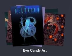 Humble Bundle - Eye Candy Artbook Kostenlos