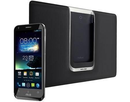 Asus Padfone 2 - 32 GB mit 10 Zoll Aufsatz (schwarz) -- 294 EUR - B-Ware / MEINPAKET