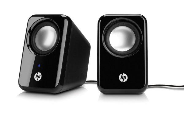 HP™ - Multimedia 2.0 Lautsprecher (Schwarz) ab €9,86 [@HP.de]