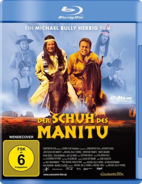 [Blu-ray] Der Schuh des Manitu 7,97€ + 3€ VSK (ohne PRIME) @ Amazon