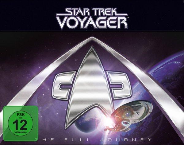 Star Trek Serien zum bisherigen Bestpreis [Amazon]