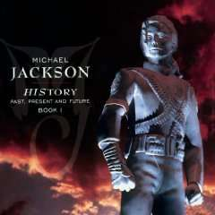 Amazon MP 3 Doppelalbum : Michael Jackson - History - Past, Present And Future - Book I   ( 30 Songs) NUR 2,99 €