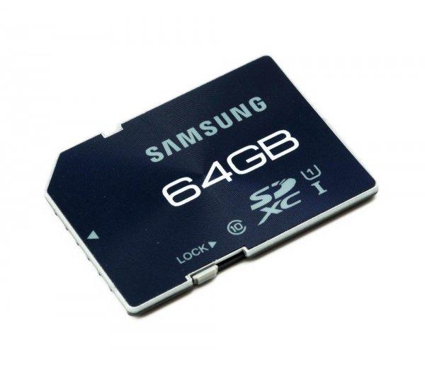 Samsung SDXC Pro 64GB, UHS-I/Class 10  für 24,90€ Preisfehler?