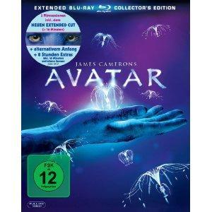 Avatar (Extended Collector's Edition) & 6 EUR Rabatt auf eine weitere Blu-ray
