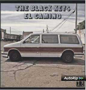 The Black Keys - El Camino [Vinyl LP] 6,99€ + 3€ VSK @Amazon