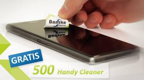[FACEBOOK] 500 Gratis Handycleaner