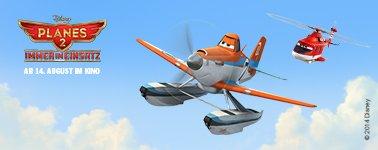 Planes 2 Preview für ADAC-Mitglieder