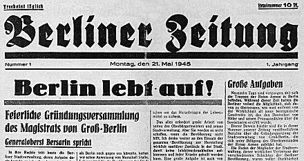 Berliner Zeitung als ePaper 6 Monate kostenlos über epapern.de - 1000 Testleser - keine Kündigung nötig