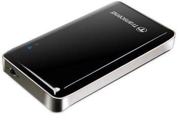 "[Mindstar]128GB Transcend StoreJet Cloud 2.5"" (6.4cm) USB 2.0/WLan MLC asynchron"