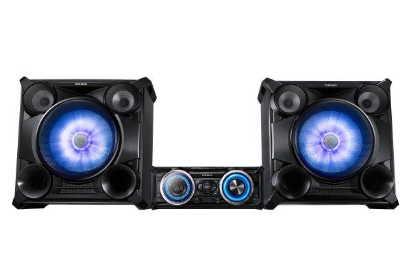Samsung HS8000 2.2 GiGa Kompaktanlage (2300 Watt RMS, Karaoke-Funktion, Bluetooth, FM-Tuner, AUX-In, 2x USB) 657,09€ inkl. kostenlosem Versand bei Mein Paket (ggf. mit Qipu nur 637,38€) (Vergleichspreis 712€)
