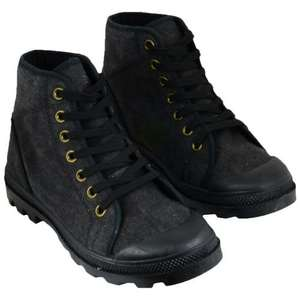 [Hoodboyz] JACK & JONES Shoe Jj Soho Vintage Herren Boot Schwarz Gr. 40-44 + Summer Sale