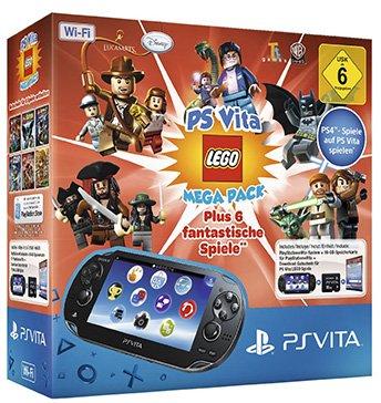 PS Vita Lego Mega Pack bei Toysrus