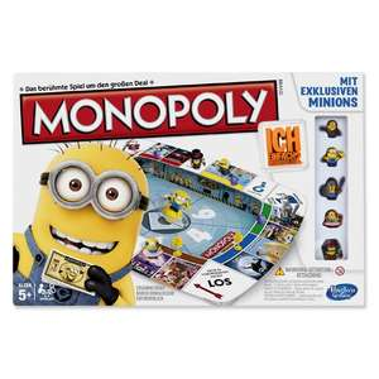 @real.de: Monopoly - Ich einfach unverbesserlich 2 für 19,99€