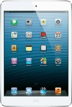 iPad Mini Retina WiFi + 4G (Cellular) mit 16 GB weiß