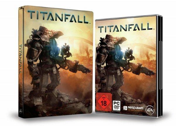(Amazon.de)Titanfall in der Steelbook Version für PC - 27,97€