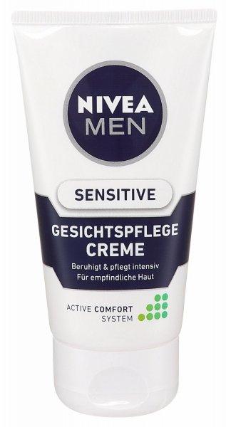 [Amazon] Nivea Men Sensitive Gesichtspflege