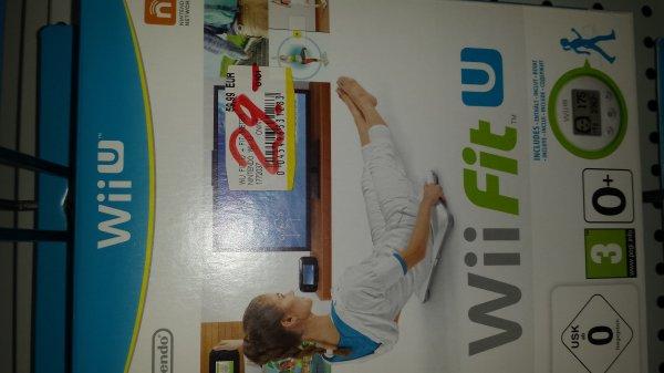 [Lokal Media Markt Wuppertal] Wii Fit U inkl. Fit Meter 29€