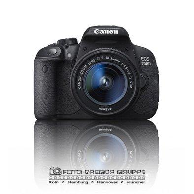 [Hannover] Canon EOS 700D 549€, abzügl. Cashback 499€ (online + VSK)