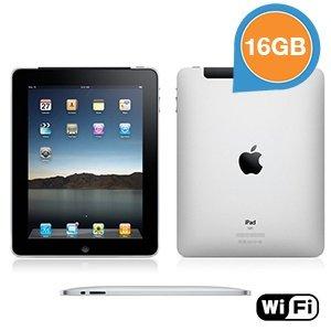 Apple iPad 16GB Wifi – Refurbished by Apple @ibood.com